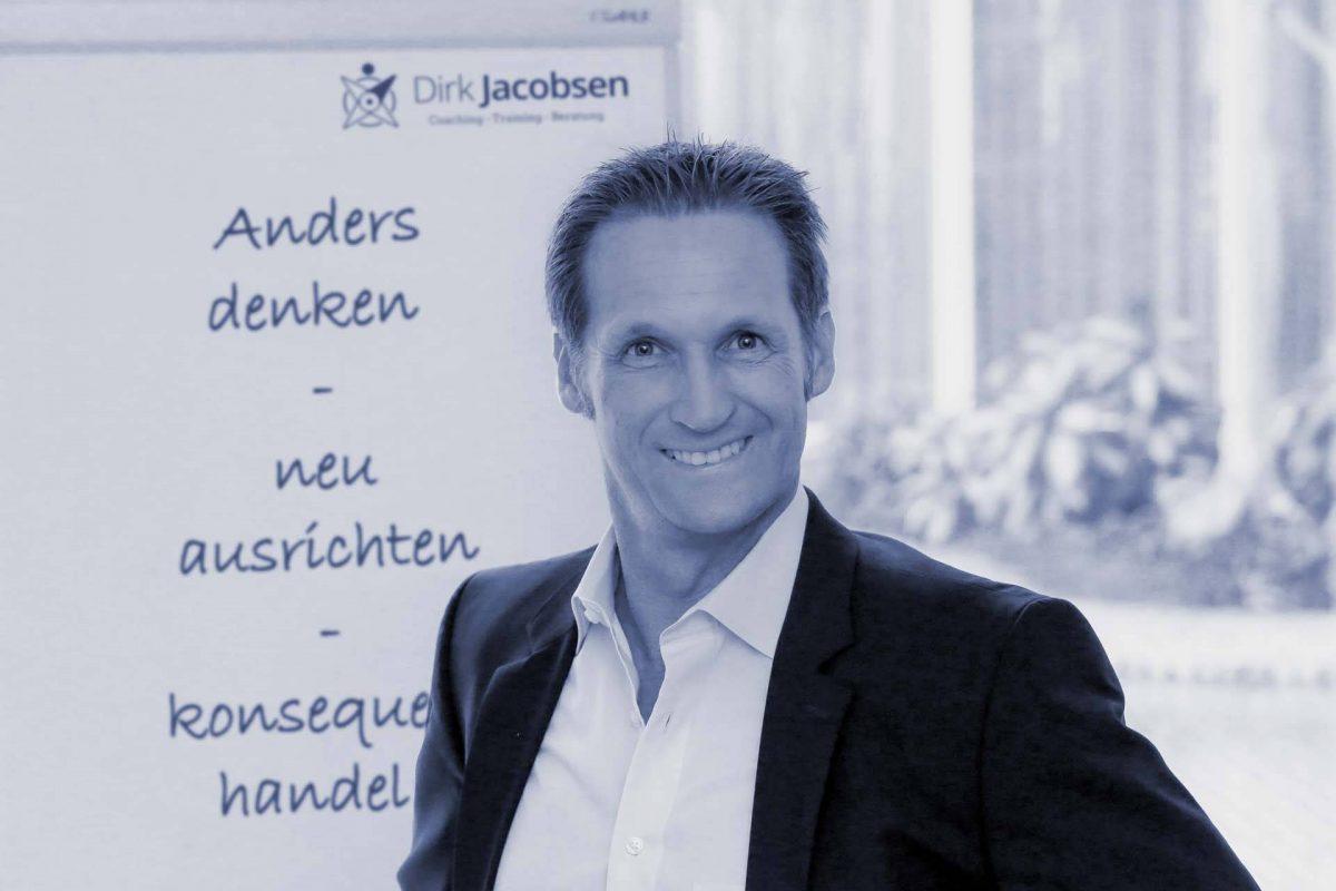 Portrait von Dirk Jacobsen